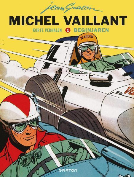 Michel Vaillant - Korte verhalen 1 Beginjaren