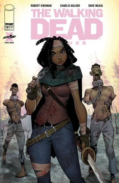The Walking Dead Deluxe 19 Issue #19