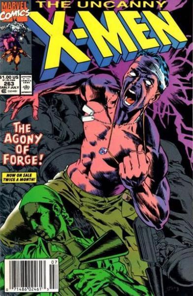 The Uncanny X-Men 263 The Lower Depths