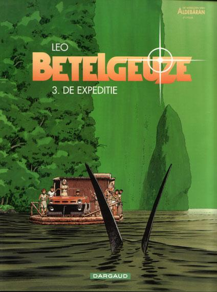 Betelgeuze 3 De expeditie