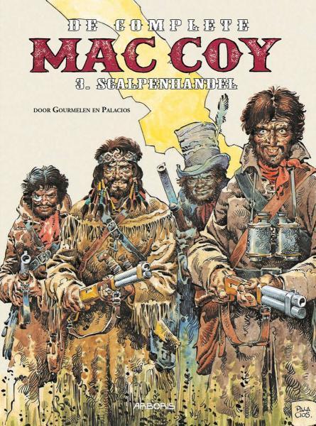 De complete Mac Coy 3 Scalpenhandel