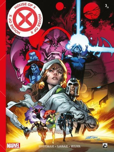 House of X / Powers of X (Dark Dragon) 3 Deel 3