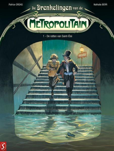 De drenkelingen van de Metropolitain 1 De ratten van Saint-Eloi