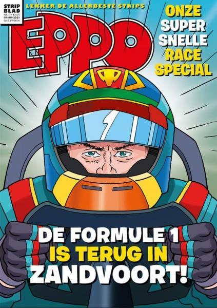 Eppo - Stripblad 2021 (Jaargang 13) 17 Nummer 17