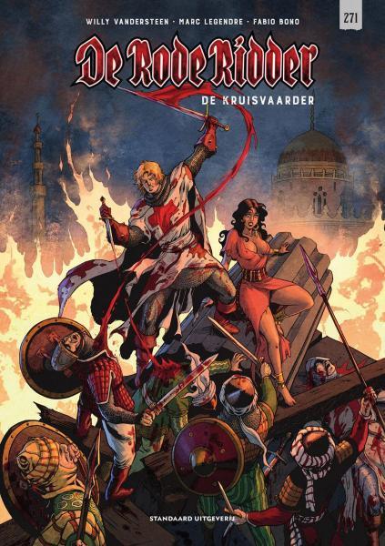 De Rode Ridder 271 De kruisvaarder