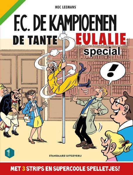 F.C. De Kampioenen INT 31 De tante Eulalie-special