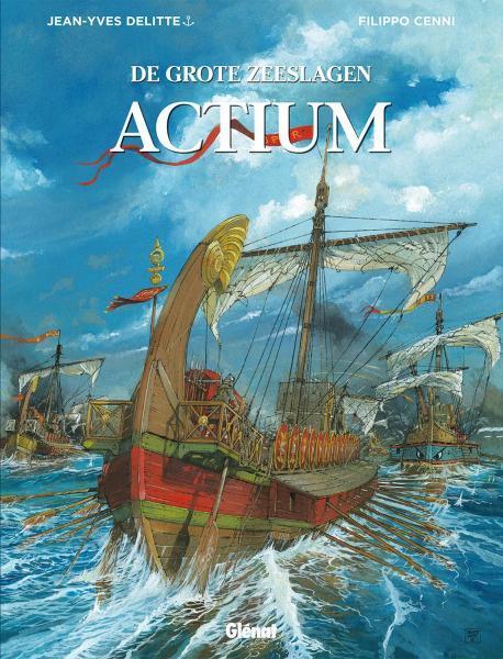 De grote zeeslagen 14 Actium