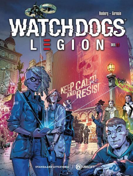 Watchdogs Legion 1 Underground Resistance