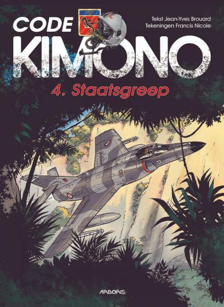 Code Kimono 4 Staatsgreep