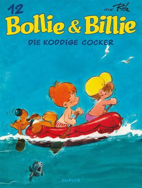 Bollie & Billie (Relook - Vernieuwde uitgave) 12 Die koddige cocker