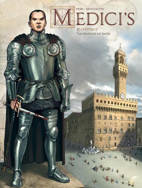 Medici's 4 Cosimo I