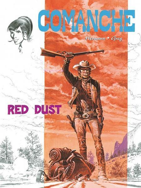 Comanche 1 Red Dust