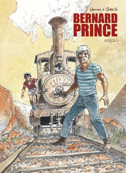 Bernard Prince INT 1 Księga 1