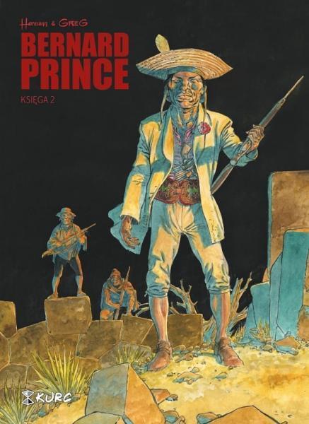 Bernard Prince INT 2 Księga 2