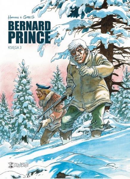 Bernard Prince INT 3 Księga 3