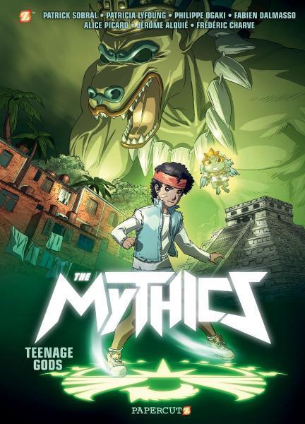 The Mythics 2 Teenage Gods