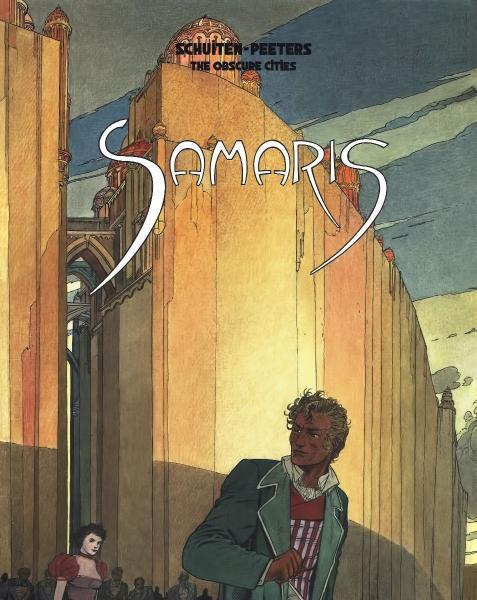 De duistere steden 1 Samaris