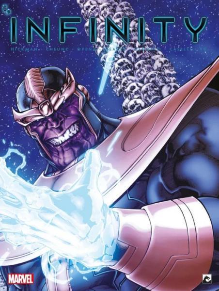 Avengers - Infinity (Dark Dragon) 6 Deel 6