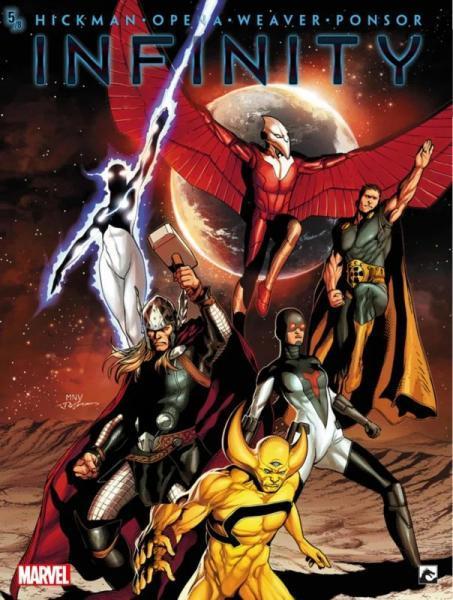 Avengers - Infinity (Dark Dragon) 5 Deel 5