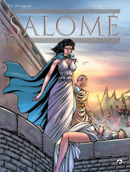 Salomé (Dark Dragon) 1 Salomé