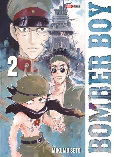 Bomber Boy 2 Tome 2