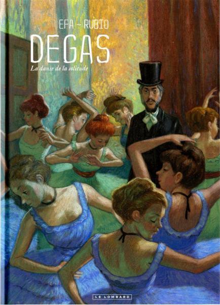 Degas 1 La danse de la solitude