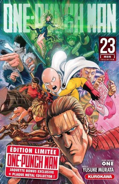 One-Punch Man 23 Faux-semblant