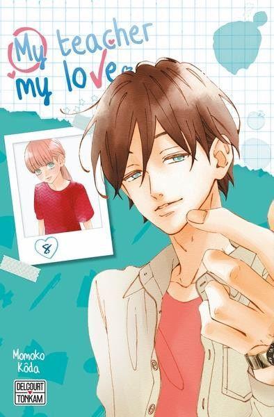 My Teacher, My Love 8 Tome 8