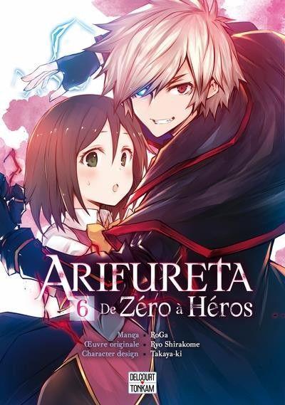 Arifureta - De zéro à héros 6 Tome 6