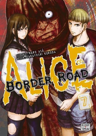 Alice on Border Road 7 Tome 7