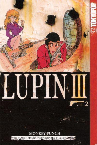 Lupin III 2 Volume 2