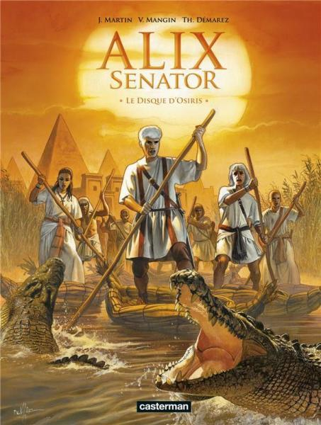 Alex Senator 12 Le disque d'Osiris