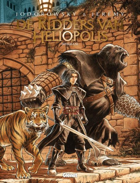 De ridders van Heliopolis INT 1 Integraal