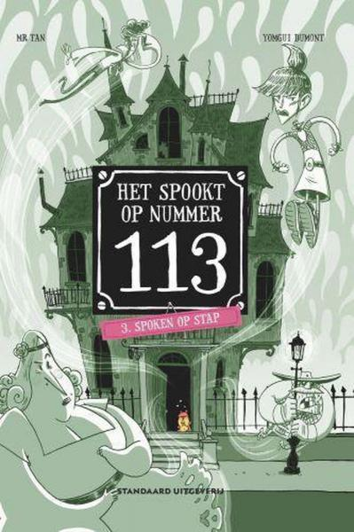 Het spookt op nummer 113 3 Spoken op stap