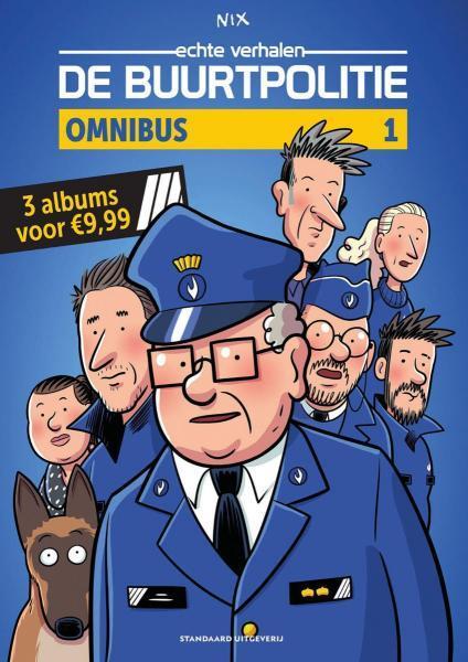 De buurtpolitie INT 1 Omnibus 1
