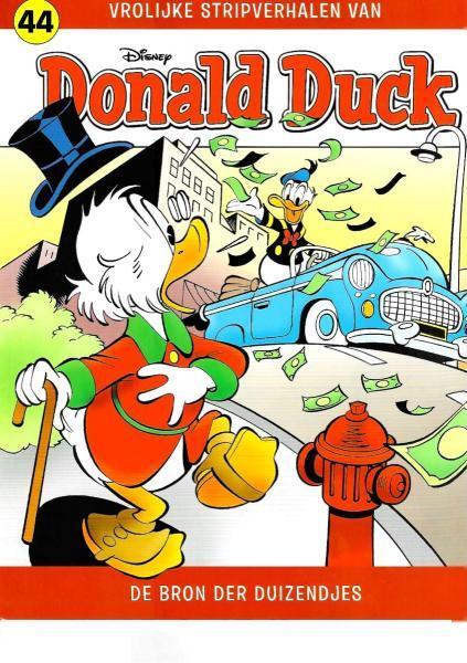 Donald Duck: Vrolijke stripverhalen 44 De bron der duizendjes