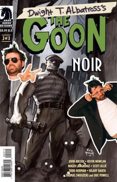 The Goon: Noir 2 Issue #2