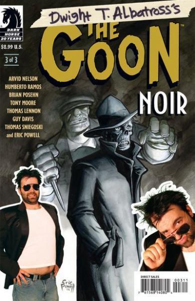 The Goon: Noir 3 Issue #3