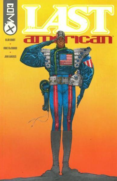 The Last American INT 1 The Last American