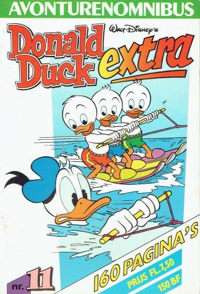 Donald Duck extra avonturenomnibus 11 Nr. 11