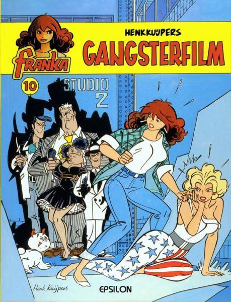 Franka (Duitse uitgaven) A10 Gangsterfilm
