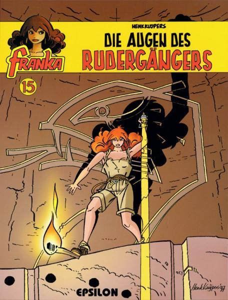 Franka (Duitse uitgaven) A15 Die Augen des Rudergängers