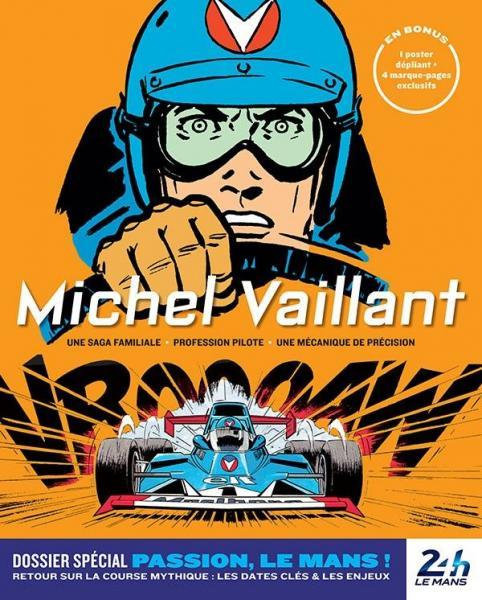 Michel Vaillant S1 Herobook: Michel Vaillant