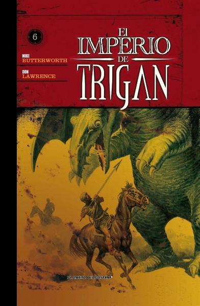 El imperio de Trigan A6 El imperio de Trigan 6