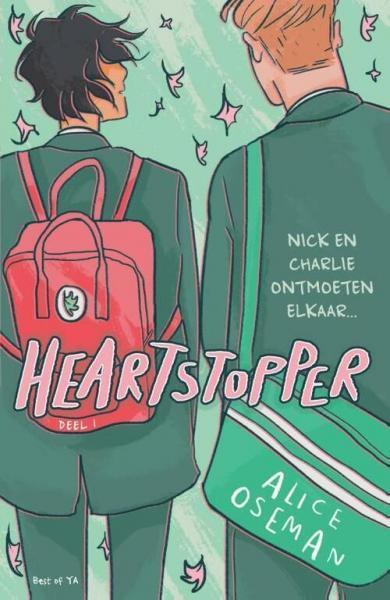 Heartstopper 1 Nick en Charlie ontmoeten elkaar