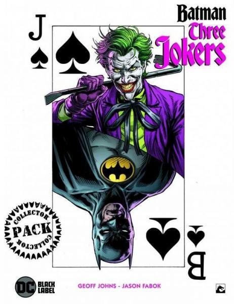 Batman: Three Jokers INT 1 Batman: Three Jokers