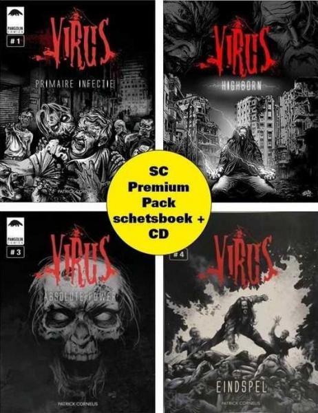 Virus (Cornelis) INT 1 Premium pack
