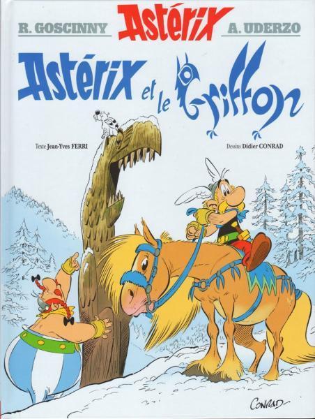 Asterix 39 Astérix et le griffon