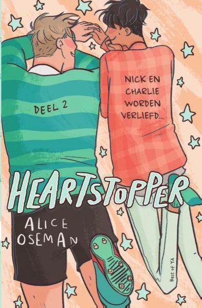 Heartstopper 2 Nick en Charlie worden verliefd
