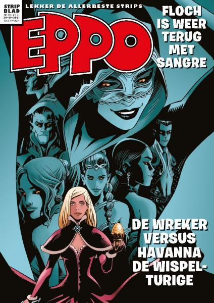 Eppo - Stripblad 2021 (Jaargang 13) 20 Nummer 20